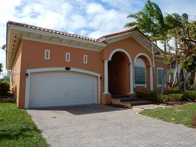 Cutler Bay Single Family Home For Sale: 19046 SW 76th Ave