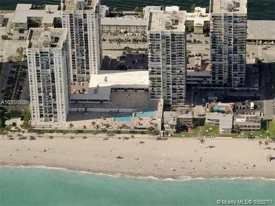 Hollywood Condo For Sale: 2101 S Ocean Dr #2508