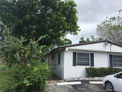 Fort Lauderdale Multi Family Home For Sale: 1034 NW 1st Ave
