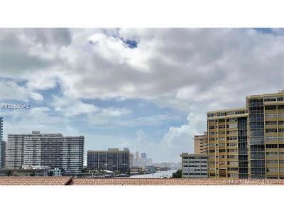 hallandale Condo For Sale: 2602 E Hallandale Beach Blvd #505