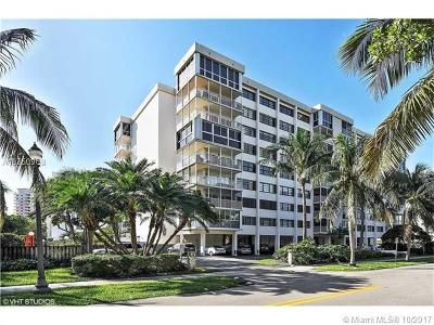 Key Biscayne Condo For Sale: 550 Ocean Dr #2G