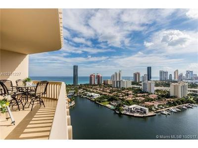 Aventura Condo For Sale: 19707 Turnberry Way #PH-G