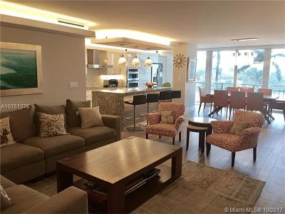 Key Biscayne Condo For Sale: 600 Grapetree #4DN