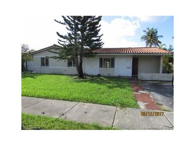Single Family Home For Sale: 12434 SW 27th St