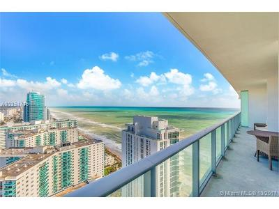 hollywood Condo For Sale: 4111 S Ocean Dr #2604