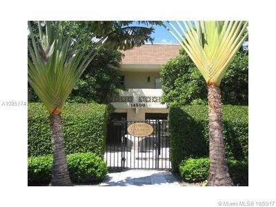 Palmetto Bay Condo For Sale: 14500 SW 88th Ave #157