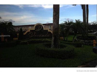 Doral Condo For Sale: 5290 NW 109th Ave #4