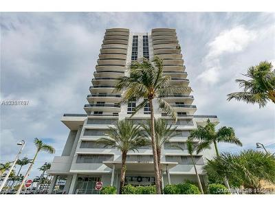 North Bay Village Condo For Sale: 7901 Hispanola Ave #1009