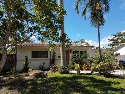 Fort Lauderdale Single Family Home For Sale: 1997 SW 28th Terrace