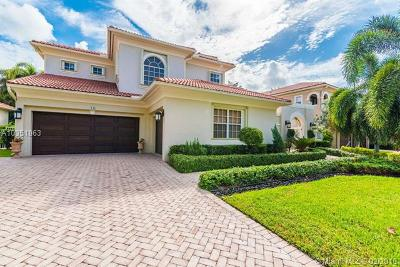 Coral Springs Single Family Home For Sale: 743 NW 124th Ave