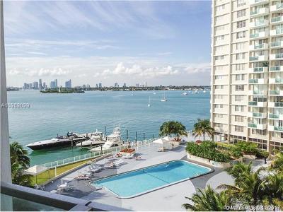 Miami Beach Condo For Sale: 1100 West Ave #1217