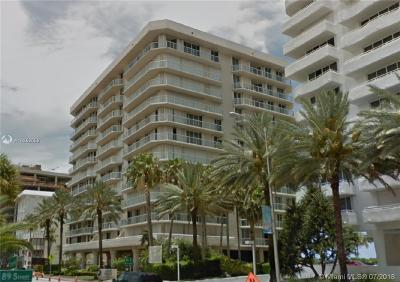 Surfside Condo For Sale: 8925 Collins Ave #5G