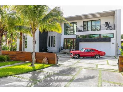 North Miami beach Single Family Home For Sale: 3462 NE 171st St