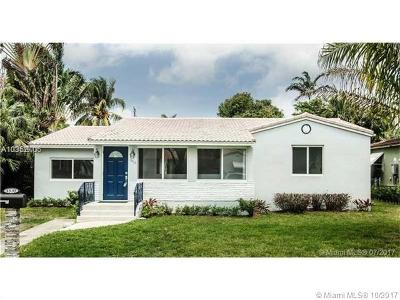 Hollywood Single Family Home For Sale: 1535 Wiley Street