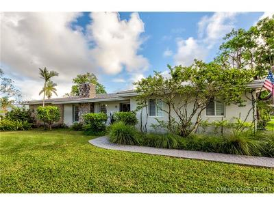 Palmetto Bay Single Family Home For Sale: 16298 SW 88th Ave Rd