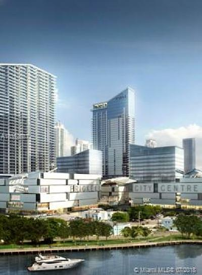 Brickell City Centre, Rise Brickell City, Rise Brickell City Center, Rise, Rise Condo, Rise Condominium Condo For Sale: 88 SW 7 Street #1008