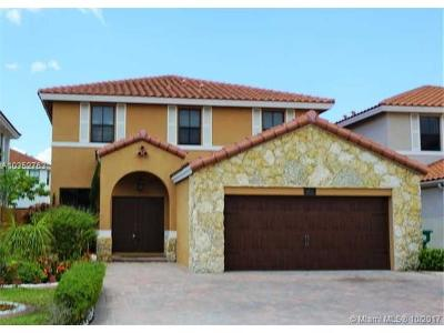 Single Family Home For Sale: 9855 NW 10th St