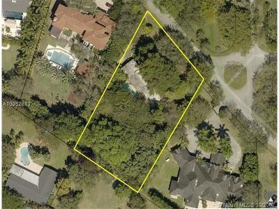 Pinecrest Residential Lots & Land For Sale: 6540 SW 123rd St