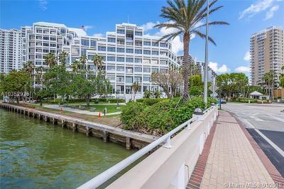 Miami Condo For Sale: 888 Brickell Key Dr #212