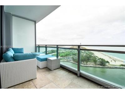 Bal Harbour Condo For Sale: 10295 Collins Ave #1604