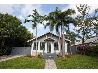 Fort Lauderdale Single Family Home For Sale: 633 SW 6th Ave