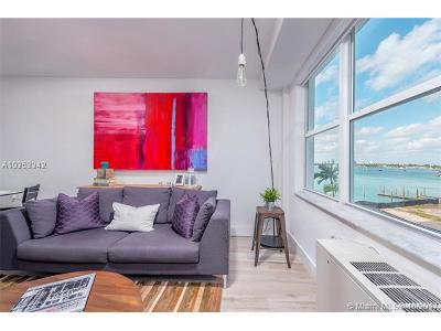 Miami Beach Condo For Sale: 1250 West Ave #3C