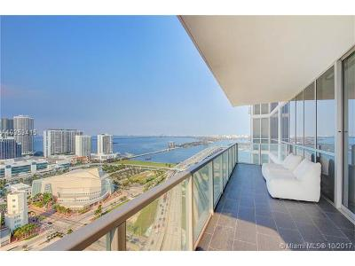 Condo For Sale: 1100 Biscayne Blvd #3108