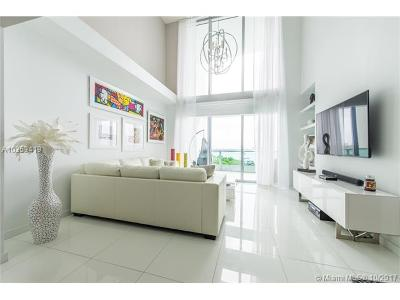 Condo For Sale: 900 Biscayne Blvd #1102