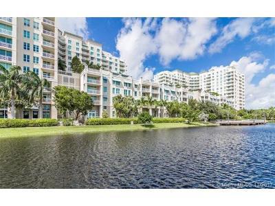 Palm Beach County Condo For Sale: 350 N Federal Hwy #714S