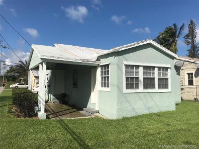 Miami Multi Family Home For Sale: 1301 NE 110th Ter