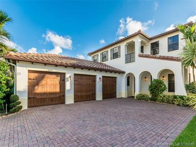 Cooper City Single Family Home For Sale: 8408 NW 40th St