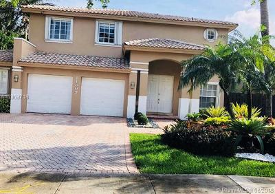 Doral Single Family Home For Sale: 11309 NW 62nd Ter