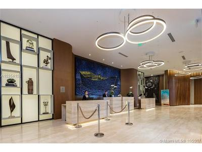 Hollywood Condo For Sale: 4111 S Ocean Dr #1002