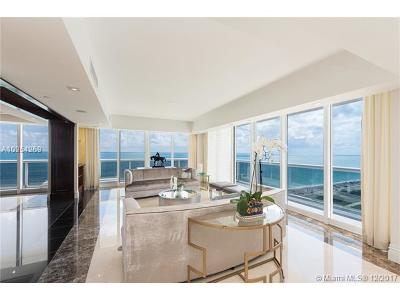 Surfside Condo For Sale: 9595 Collins Ave #1102
