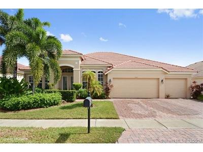 West Palm Beach Single Family Home For Sale: 3742 Hamilton Key