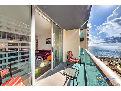 Hollywood Condo For Sale: 4001 S Ocean Dr #11B