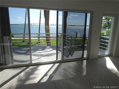 Miami Condo For Sale: 1541 Brickell Ave #T110