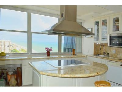 Hollywood Condo For Sale: 2101 S Ocean Dr #2703