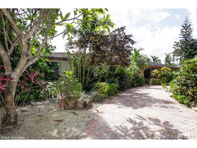 Miami Single Family Home For Sale: 12830 N Calusa Club Dr