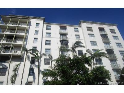 Hollywood Condo For Sale: 1919 Van Buren St #119A