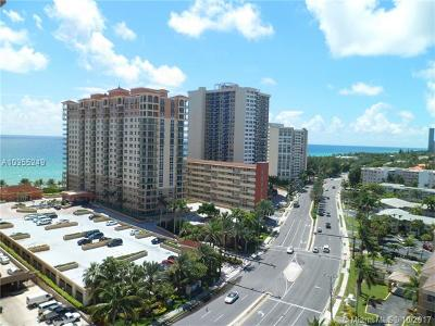 Hallandale Condo For Sale: 2049 S Ocean Dr #1510