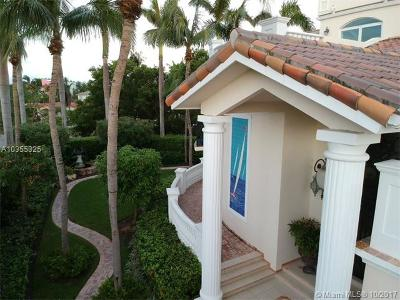 Key Biscayne Single Family Home For Sale: 475 Bay Lane