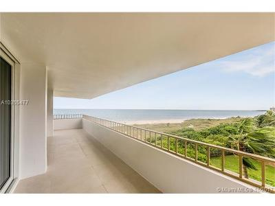 Key Biscayne Condo For Sale: 177 Ocean Lane Dr #501