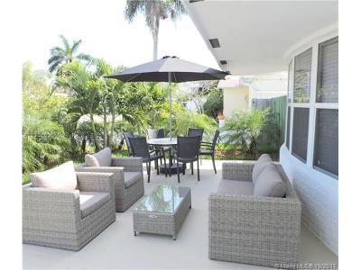 Dania Beach Single Family Home For Sale: 218 SE 4th St