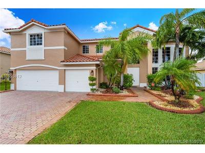Miramar Single Family Home For Sale: 3861 SW 145th Ter