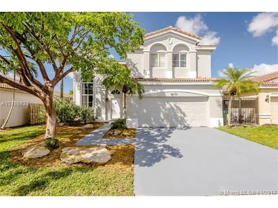 Davie Single Family Home For Sale: 10755 SW 17 Place