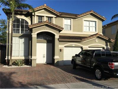 Single Family Home For Sale: 9051 SW 152nd Ct