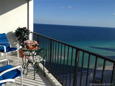 Hollywood Condo For Sale: 2301 S Ocean Dr #2207