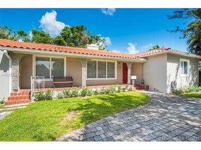 Miami Single Family Home For Sale: 77 NE 95th St