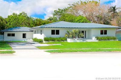 Single Family Home For Sale: 3054 S Miami Ave